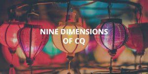 Nine Dimensions of CQ