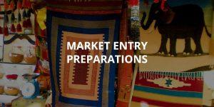 Market Entry Preparations